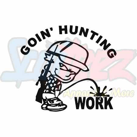 HUNTING/FISHING Crewneck