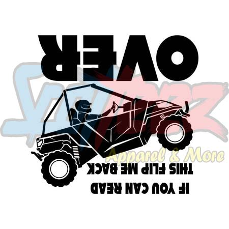 ORV/TRAIL RIDING Crewneck