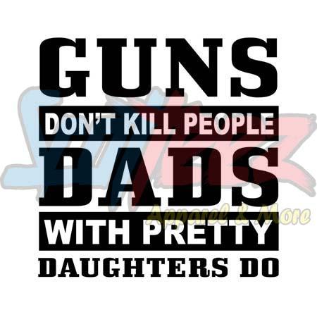 GUNS Crewneck