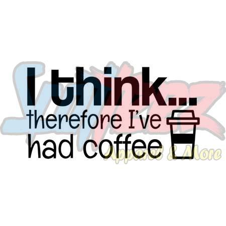 COFFEE Crewneck
