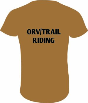 ORV/Trail Riding